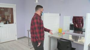 First overdose prevention site in Regina officially opens (01:44)