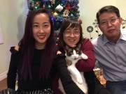 Play video: Saskatoon cat home after adoptive family sees social media plea for return