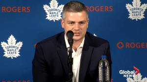 'I'm not focused on what this team isn't; I'm focused on what this team is': Keefe