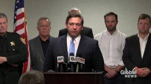 Governor DeSantis calls for tougher vetting of foreign military personnel after Pensacola, Fla., shooting