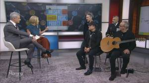 'Awesome Music Project Canada': Stories of the healing power of music