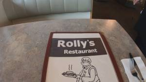 Supporters of Rolly's restaurant rally in Hope, B.C. (01:48)