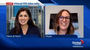 MS Bike rally goes virtual
