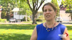 Coronavirus outbreak: Plea from front-line Montreal nurse: 'I'm sacrificing so I'd like everyone to do their part' (02:15)