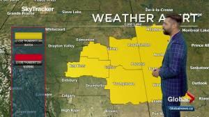 Edmonton afternoon weather forecast: Thursday, July 29, 2021 (03:42)