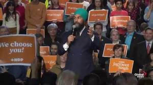 Federal Election: Singh promises to cap cell phone charges