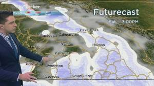 Kelowna Weather Forecast: January 29 (03:19)