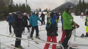 Ski resorts seeing busy season start thanks to COVID-19 (02:27)