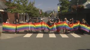 City of Chilliwack rejects rainbow crosswalk
