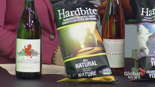 Wine and Chips: How to pair the two   Watch News Videos Online