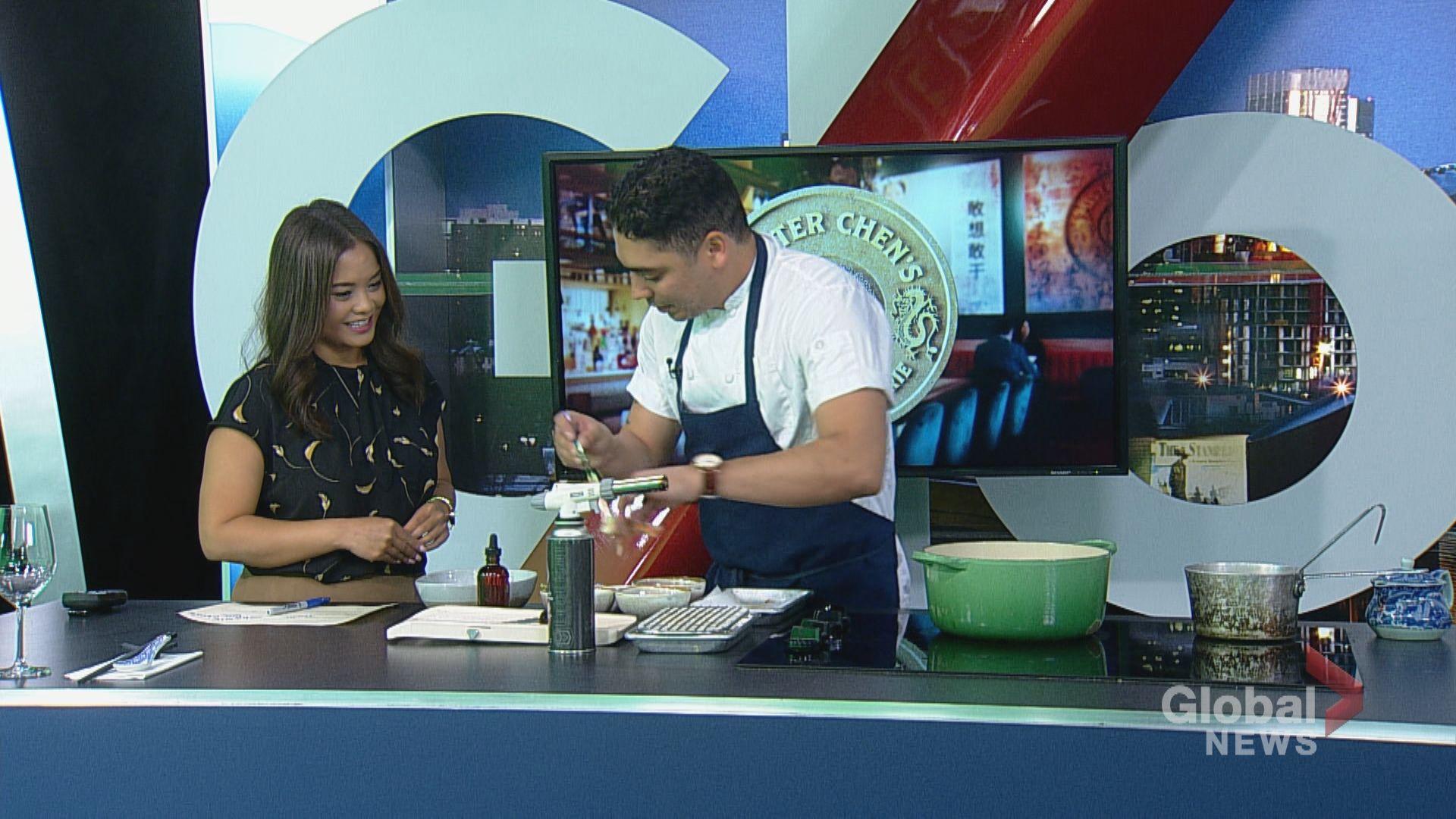 Mister Chen's showcases innovative modern Asian cuisine