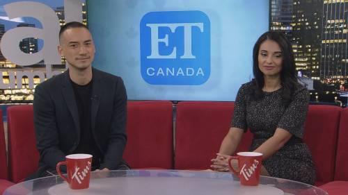 ET Canada kicks off Season 15.