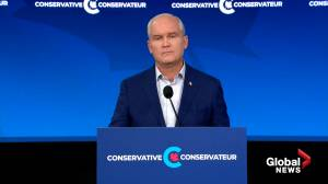 Canada election: O'Toole faces leadership questions after loss to Trudeau Liberals (01:49)