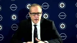RAW: Winnipeg Jets Paul Maurice Interview – Mar. 4 (07:39)