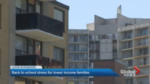 Coronavirus: Families in Toronto's Thorncliffe Park bracing for back-to-school chaos (03:07)