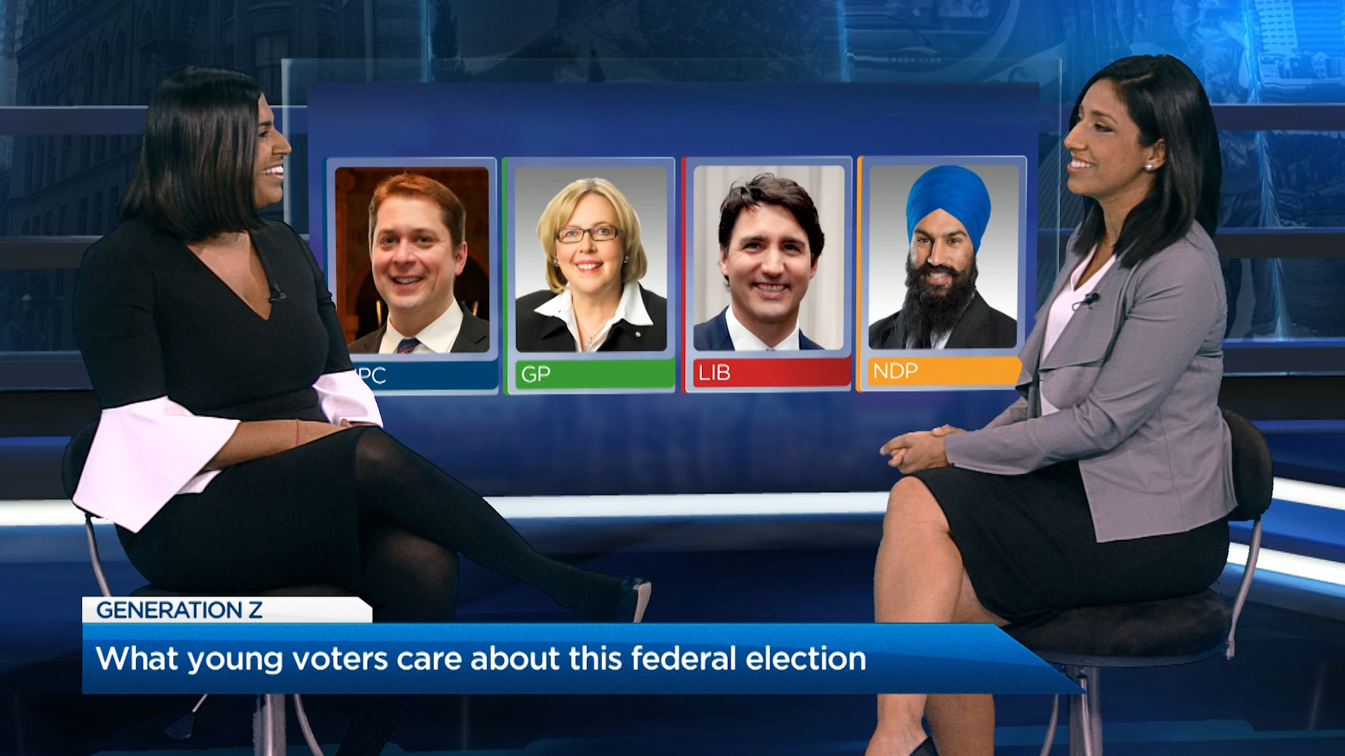 Generation Z: Global's Arti Patel discusses what Canada's youngest voters have to say about about the election