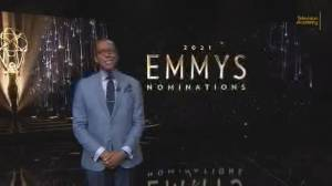 Emmy Awards 2021 best comedy series nominees announced (01:24)