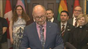 Federal government announces legislation to ban conversion therapy