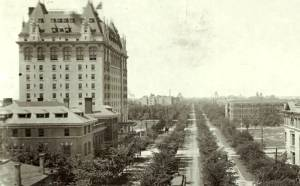 A look back at Winnipeg's Fort Garry Hotel