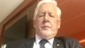 Bob Rae says Suu Kyi's testimony on Rohingya doesn't reflect reality