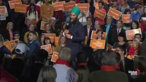 Federal Election: Singh promises to raise $70 billion with super wealth tax