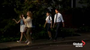Trudeau family heads to Rideau Hall to drop parliament-dissolving writ