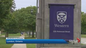 London, Ont., police investigate social media posts about alleged sexual assaults at Western University student residence (02:42)