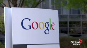 Google wins EU court case on reach of 'right to be forgotten' laws (02:16)