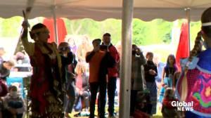 Welamukotuk First Nation kicks off 2021 powwow season (01:39)