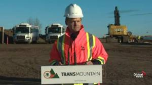 Natural Resources minister calls Trans Mountain announcement 'a good day for Alberta'