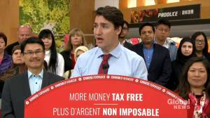 Federal Election 2019: Trudeau says Liberals are 'pro-choice' party
