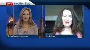 Former Saskatoon councillor on second Election Day (04:31)