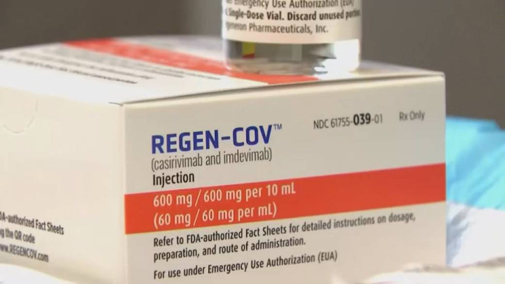 'World Health Organization approves antibody treatment for certain COVID-19 patients'