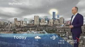 Edmonton morning weather forecast: Saturday, March 7, 2020