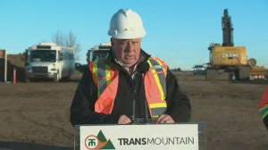 Trans Mountain prepares for protests amid LNG unrest