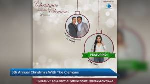The 5th annual Christmas with the Clemons