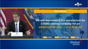 Coronavirus outbreak: New York extends moratorium period for evictions by 60 days