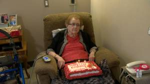 112-year-old Melfort, Sask. woman enjoying every minute of life