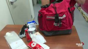 Hundreds of Red Cross volunteers on standby in the Maritimes as Hurricane Dorian nears