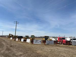 Blood Tribe contractors and truckers petition for internal audit and investigation (01:42)
