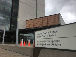 Former Quinte West hockey coach convicted of majority of sexual assault charges (01:15)