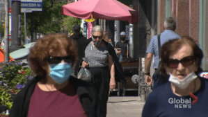 Coronavirus: Ontarians on edge for second wave (01:52)