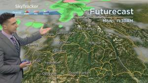 Kelowna Weather Forecast: September 11