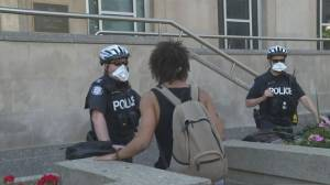 Toronto Police Service Board to consider reforms aimed at targeting anti-Black racism (01:43)