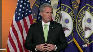 Kevin McCarthy: Democrats from Trump-voting states were not proud of their impeachment vote
