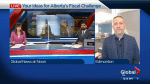 Your ideas for Alberta's fiscal challenge