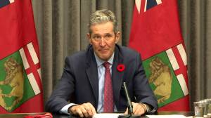 Coronavirus: Pallister says COVID-19 enforcement will be 'targeted' at specific events (01:35)