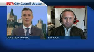 Coun. Darren Hill on residential speed limit, vaccine mandate (04:26)