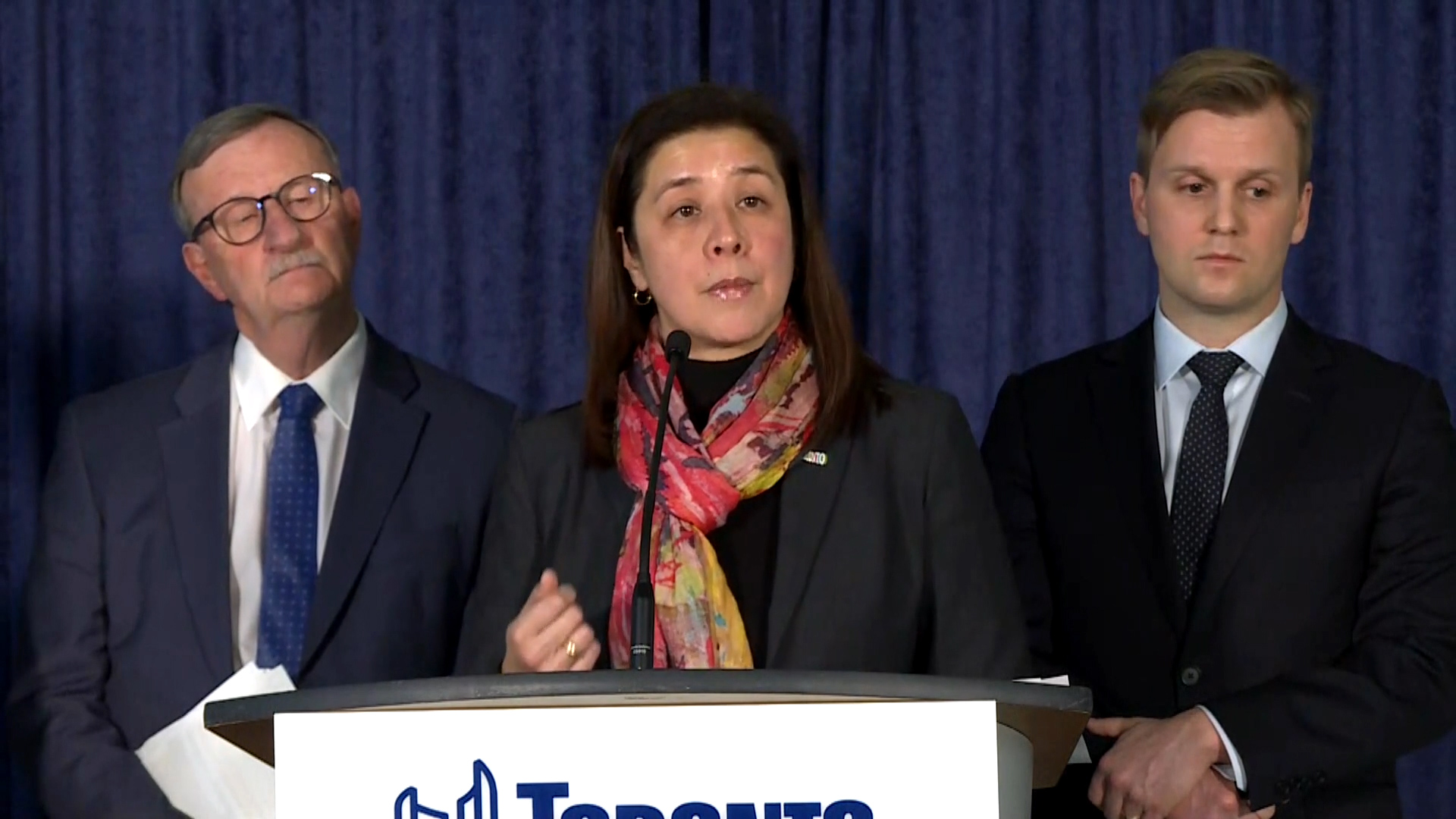 Coronavirus outbreak: No confirmed cases in Toronto, public health officer says