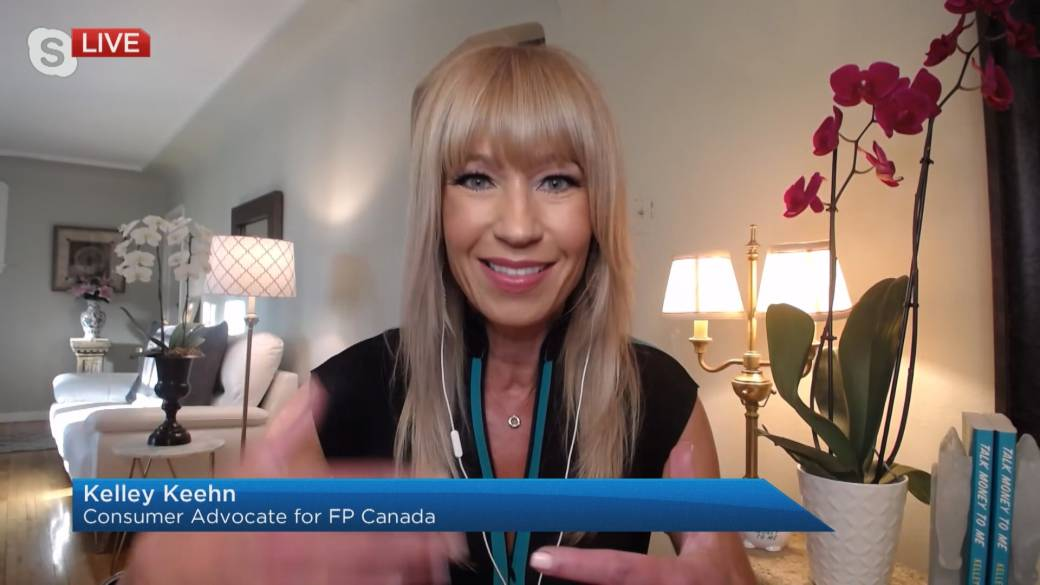 Click to play video 'Money is the greatest cause of stress for Canadians: survey'